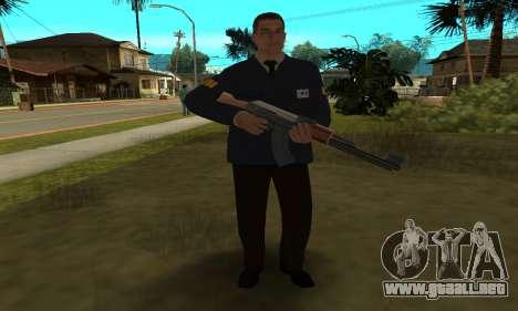 FBI HD para GTA San Andreas sexta pantalla