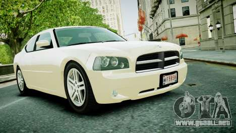 Dodge Charger RT 2006 para GTA 4