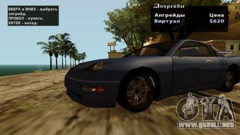 Ruedas de GTA 5 v2 para GTA San Andreas twelth pantalla