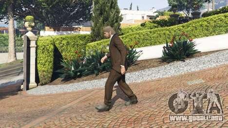 GTA 5 John Marston tercera captura de pantalla