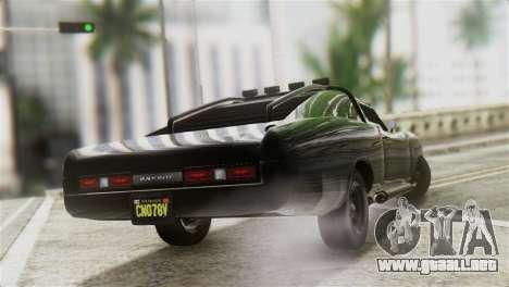 GTA 5 Imponte Dukes ODeath IVF para GTA San Andreas left