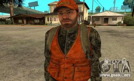Job Man para GTA San Andreas