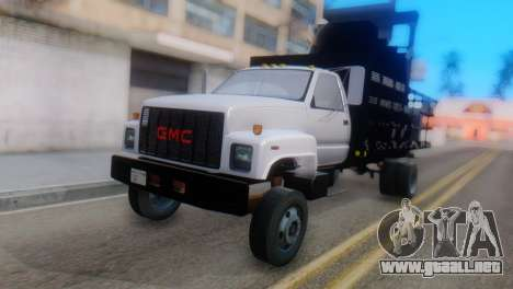 GMC Top Kick 88-95 para GTA San Andreas