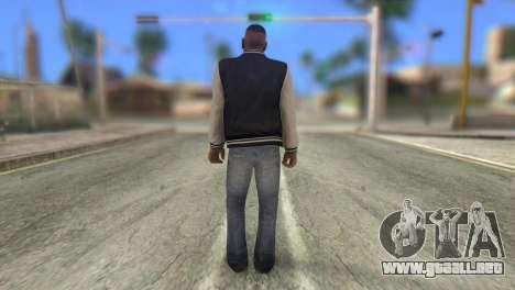 Luis Lopez Skin v5 para GTA San Andreas segunda pantalla