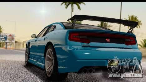 GTA 5 Bravado Buffalo S Sprunk IVF para GTA San Andreas left