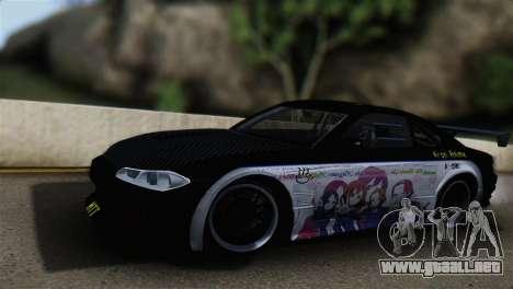 Nissan Silvia S15 K-on Itasha para GTA San Andreas