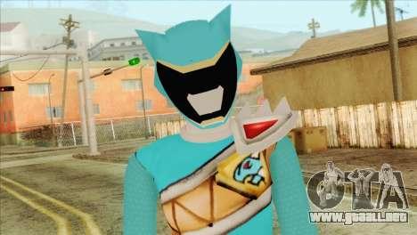 Power Rangers Skin 2 para GTA San Andreas tercera pantalla