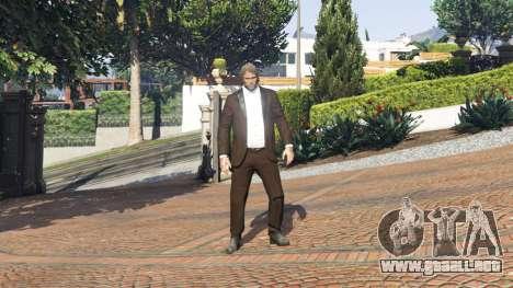GTA 5 John Marston segunda captura de pantalla