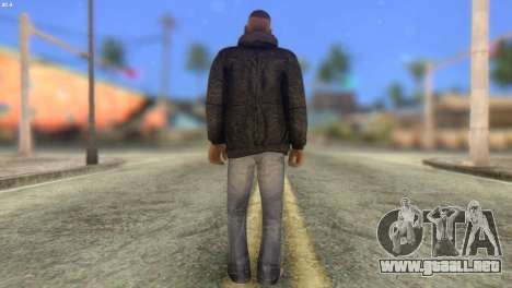Luis Lopez Skin v4 para GTA San Andreas segunda pantalla