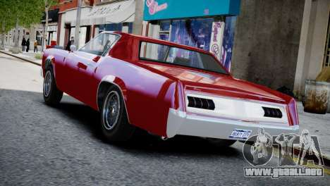 Virgo from GTA 5 v2 para GTA 4 left