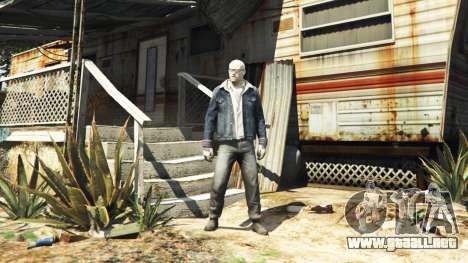 GTA 5 El Fantasma De Trevor segunda captura de pantalla
