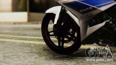 Yamaha MX KING 150 para GTA San Andreas vista posterior izquierda