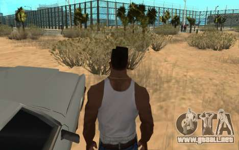 Цепь Monster Energy para GTA San Andreas sucesivamente de pantalla