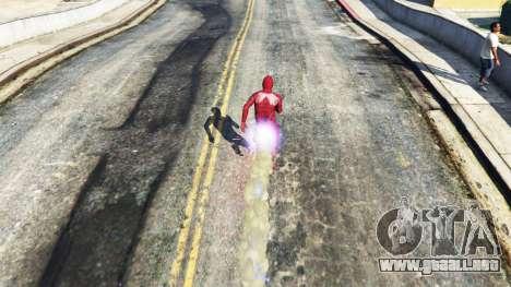 GTA 5 The Flash tercera captura de pantalla