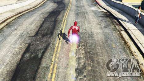 The Flash para GTA 5