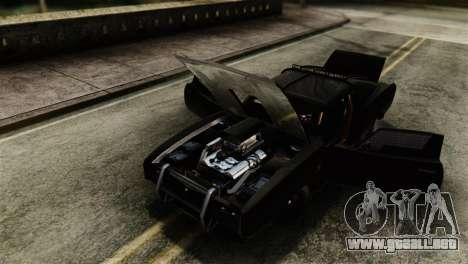 GTA 5 Imponte Dukes ODeath IVF para GTA San Andreas vista hacia atrás
