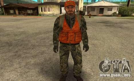 Job Man para GTA San Andreas tercera pantalla