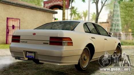 GTA 4 Intruder para GTA San Andreas left