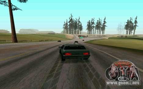 Velocímetro Lada para GTA San Andreas segunda pantalla