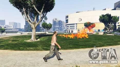 GTA 5 Fuego-respiración v2.0 segunda captura de pantalla