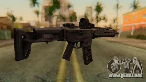 Magpul Masada v3 para GTA San Andreas segunda pantalla