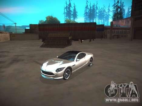 ENB Dark Orbit para GTA San Andreas tercera pantalla