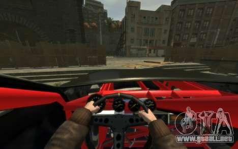 Albany Undertaker (Romero Monster) para GTA 4 Vista posterior izquierda