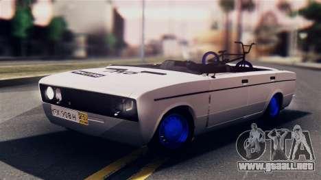 VAZ 2106 BC para GTA San Andreas