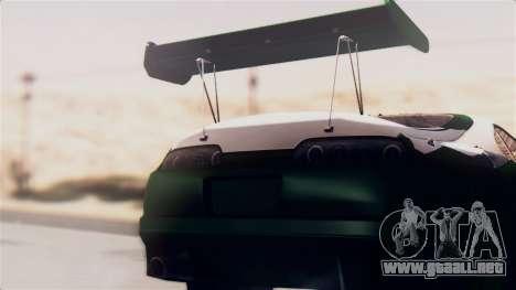 Toyota Supra para la visión correcta GTA San Andreas