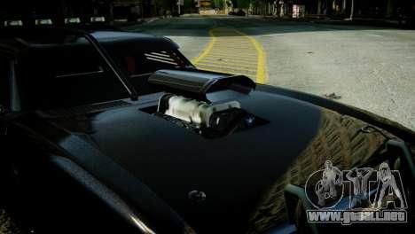 Imponte Dukes O Death from GTA 5 para GTA 4 visión correcta