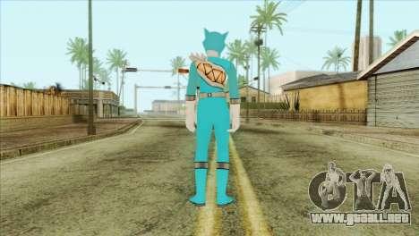 Power Rangers Skin 2 para GTA San Andreas segunda pantalla