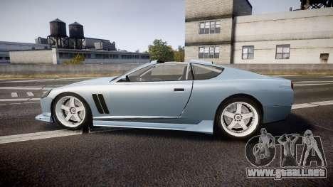 Dewbauchee Super GT Tuning para GTA 4 left