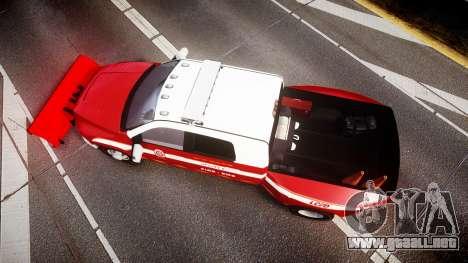 Dodge Ram 3500 2013 Utility [ELS] para GTA 4 visión correcta