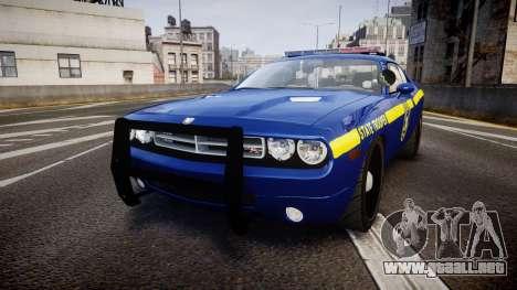 Dodge Challenger NYSP [ELS] para GTA 4