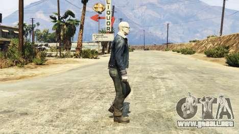GTA 5 El Fantasma De Trevor tercera captura de pantalla