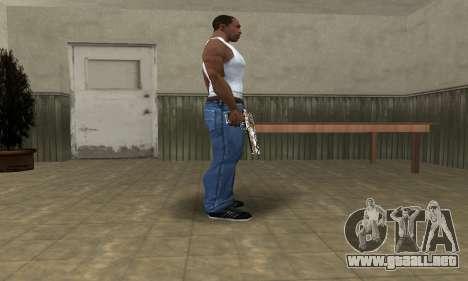 Old Forest Deagle para GTA San Andreas segunda pantalla
