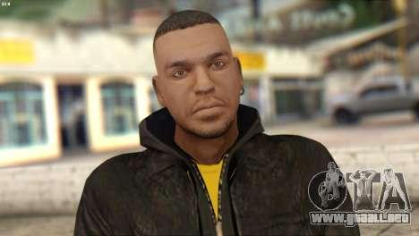Luis Lopez Skin v4 para GTA San Andreas tercera pantalla