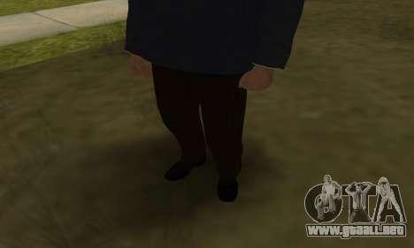FBI HD para GTA San Andreas quinta pantalla