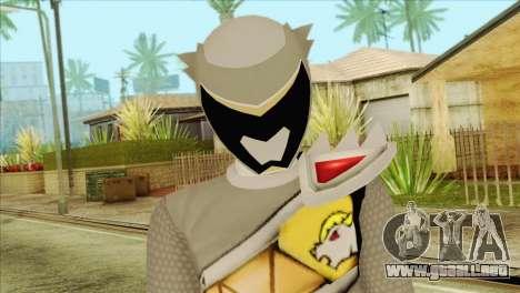 Power Rangers Skin 3 para GTA San Andreas tercera pantalla