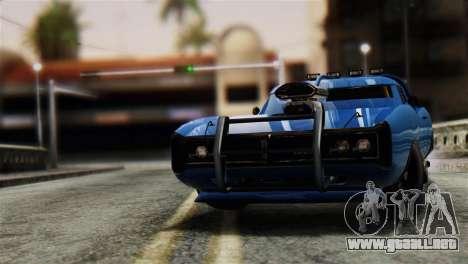 GTA 5 Imponte Dukes ODeath para GTA San Andreas