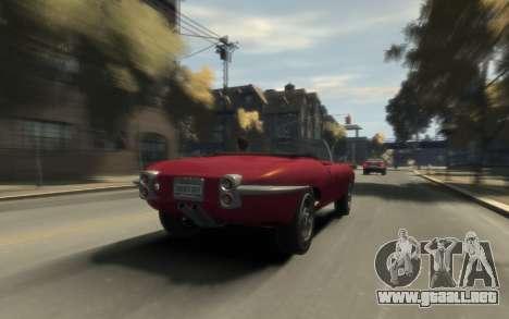 Enus Windsor Classic para GTA 4 vista superior