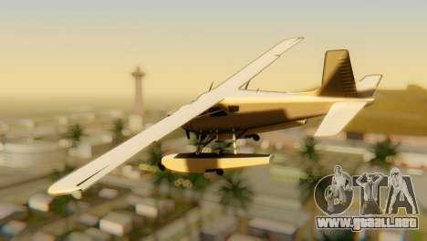 GTA 5 Dodo v1 para GTA San Andreas left