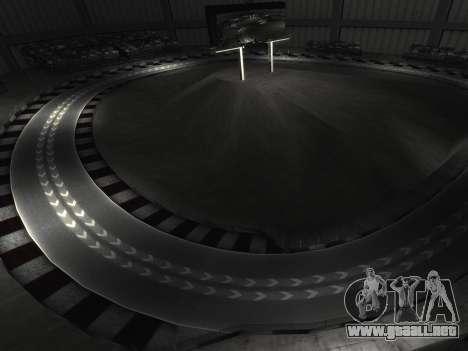 Nuevas texturas de la pista 8 Pista para GTA San Andreas