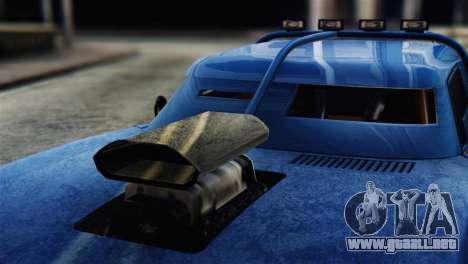 GTA 5 Imponte Dukes ODeath para la visión correcta GTA San Andreas