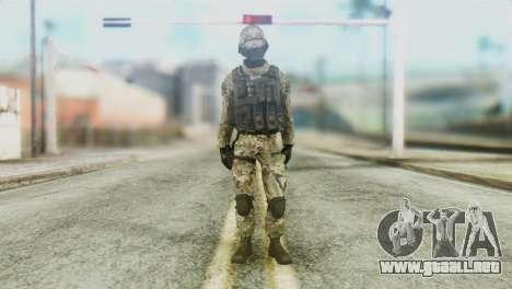 BSD Operator para GTA San Andreas segunda pantalla