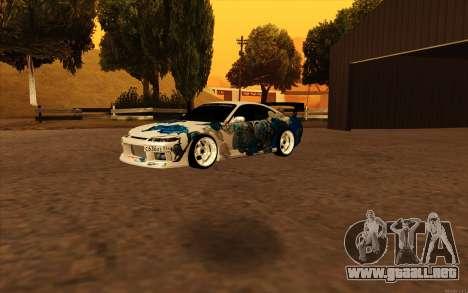 Nissan Silvia S15 Gorilla Energy para GTA San Andreas