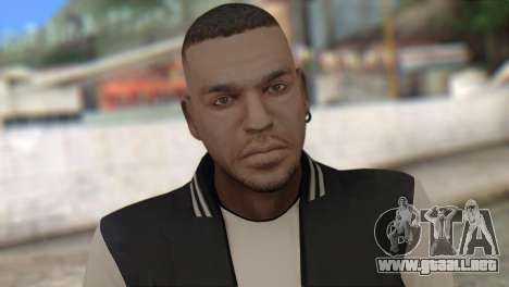 Luis Lopez Skin v5 para GTA San Andreas tercera pantalla
