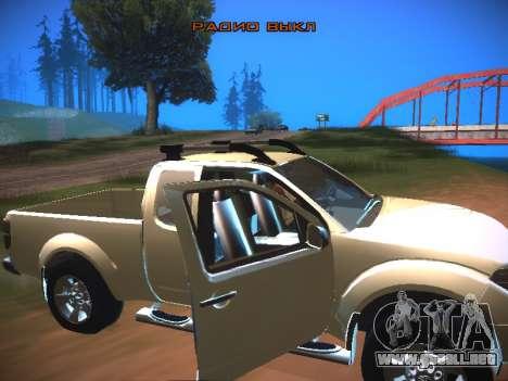 ENB Dark Orbit para GTA San Andreas segunda pantalla