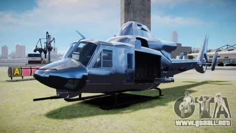 Valkyrie from GTA 5 para GTA 4