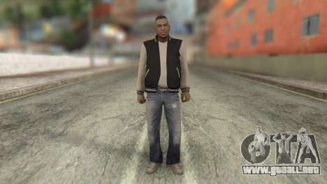 Luis Lopez Skin v5 para GTA San Andreas